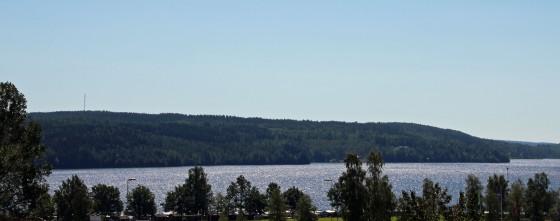 Sjön Fryken i Värmland